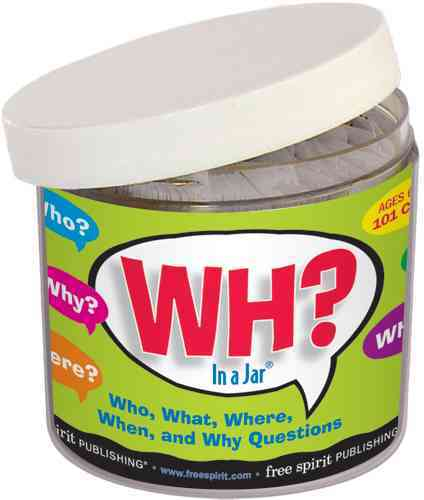 Wh? In a Jar By Free Spirit Publishing (COR)
